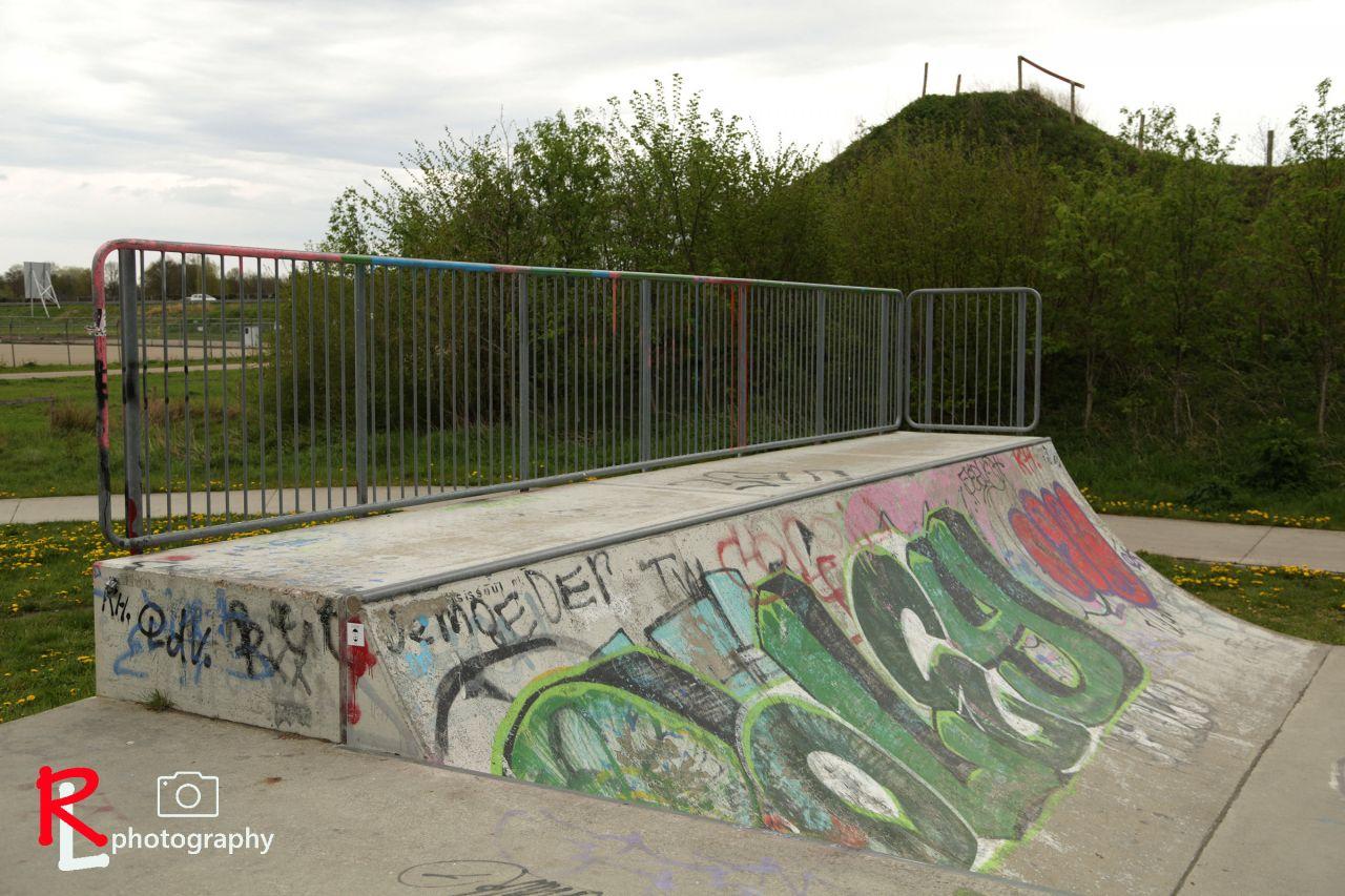 Skatebaan Johannes Kroezepad