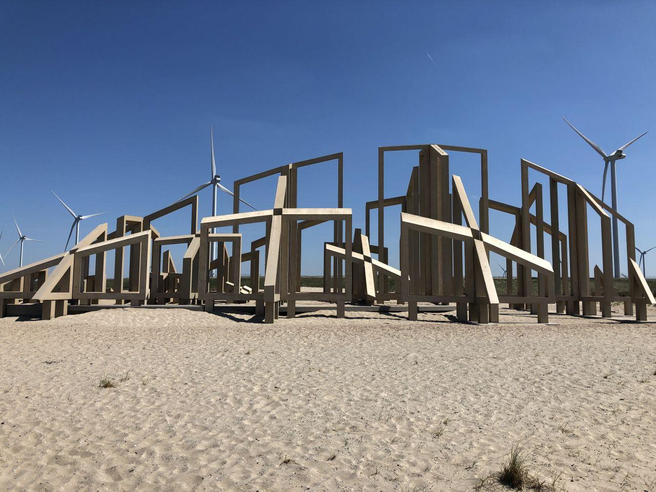 Zandwacht Maasvlakte